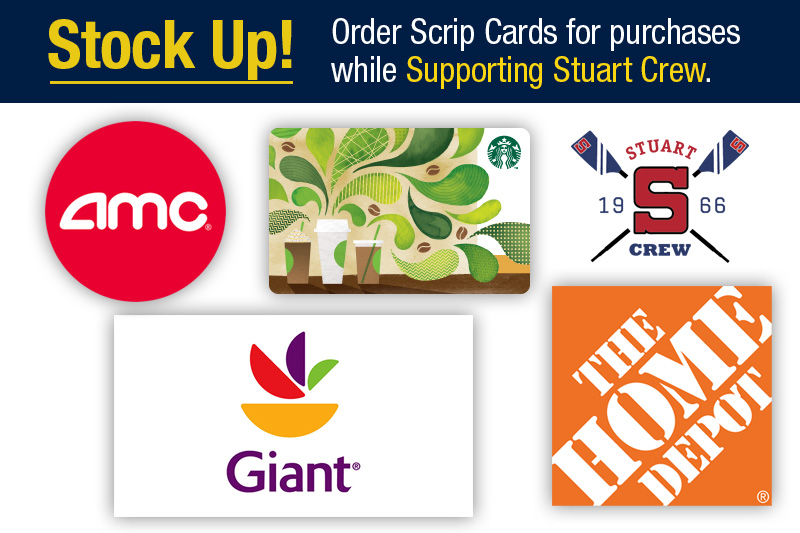 Shop with Gift Cards, Vendors Donate to Crew
